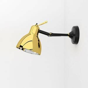 Rotaliana Rotaliana Luxy H0 Glam nástenné čierne/zlaté