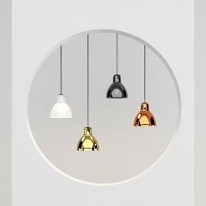 Rotaliana Rotaliana Luxy H5 Glam závesná lampa čierna/biela