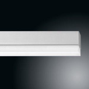 Ribag Ribag Metron stropné LED 120 teplá Al stmievateľné