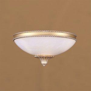 RIPERLamP Alabastrové nástenné svietidlo MINERVA 18cm