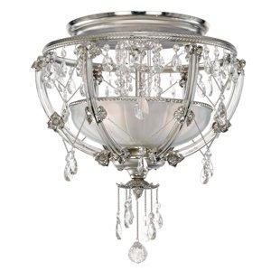 RIPERLamP Krištáľové stropné svietidlo Trina