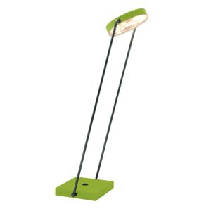 Ridi Stolná LED lampa TUNE-TS dotykový stmievač zelená