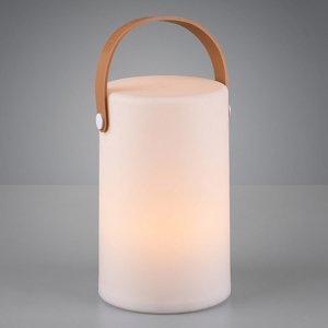 Reality Leuchten Vonkajšia dekoračná lampa na batérie Aruba RGB
