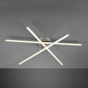 Reality Leuchten Stropné LED svietidlo Smaragd, WiZ, 3-plameňové