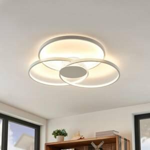Lindby Lindby Riley stropné LED, stmievateľné, biele