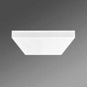 Regiolux Štvorcové stropné LED, Wotek-WKO/6, teplá biela