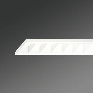 Regiolux Stropné svietidlo RMEP s mriežkou 58W