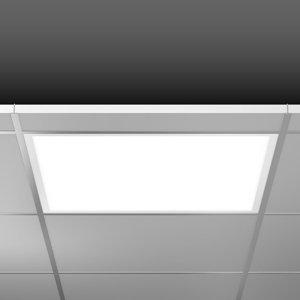 BEGA RZB Sidelite Eco LED panel 4-step 59,5cm 38W 830