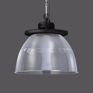 BEGA RZB Industrial Hall Midi DALI 202W refraktor PMMA