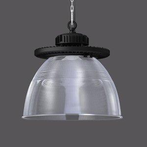 BEGA RZB Industrial Hall Maxi DALI 251W refraktor PMMA