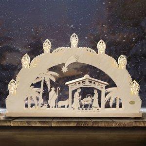 Saico Svetelný oblúk Narodenie Krista