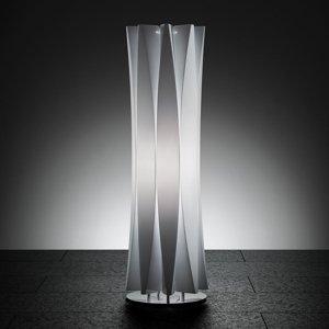 Slamp Slamp Bach stolná lampa, výška 73 cm, biela