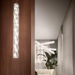 Slamp Slamp Hugo Vertical závesné LED svietidlo prizma