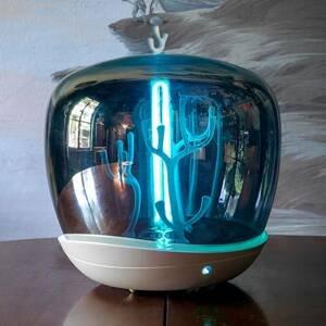 Slamp Slamp PurityCapsule stolná LED lampa, UV-C, biela