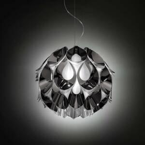 Slamp Slamp Flora S dizajnérska závesná lampa, cín