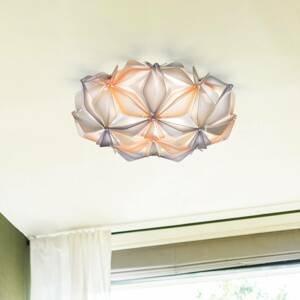 Slamp Slamp La Vie stropné svetlo jantár ručne vyrobené