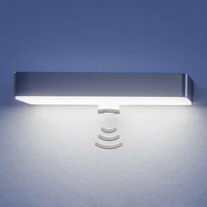 STEINEL STEINEL XSolar SOL-O nástenné LED snímač, čierne