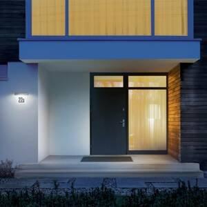 STEINEL STEINEL XSolar SOL-O HN solárna LED lampa antracit