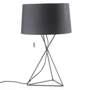 Villeroy & Boch Villeroy & Boch New York - stolná lampa čierna