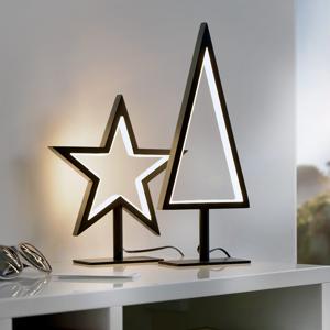 Sompex Dekoračná hviezda stojaca Lucy-S