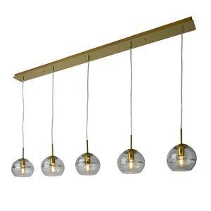 Villeroy & Boch Villeroy & Boch Tokio závesná lampa, zlatá 5-pl
