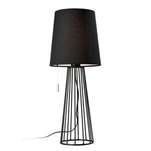 Villeroy & Boch Villeroy & Boch Mailand stolná lampa čierna