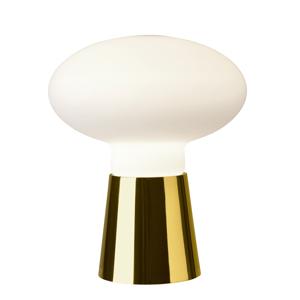 Villeroy & Boch Villeroy & Boch Bilbao stolná lampa zlatá 21 cm