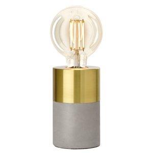 Villeroy & Boch Villeroy & Boch Athen stolná lampa, vzhľad zlata