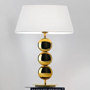 Villeroy & Boch Villeroy & Boch Sofia stolná lampa, zlatý stojan