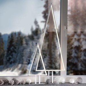 Sompex LED dekoratívne svetlo borovica hliník 100 cm