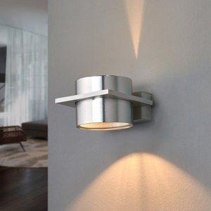 Sikrea Topmoderná LED dizajnová nástenná lampa EOLO