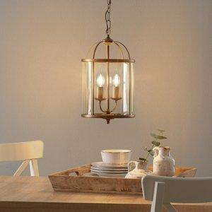 Steinhauer BV Závesná lampa Pimpernel 23cm