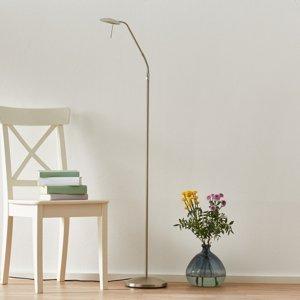 Steinhauer BV Stojaca LED lampa Zenith stmievač oceľ