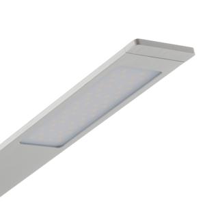 Steinhauer BV Stolná LED lampa Serenade so stmievačom oceľ