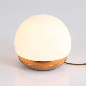 Steinhauer BV Malá stolná LED lampa Ancilla bronz