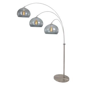 Steinhauer BV Stojaca lampa Gramineus s tienidlami