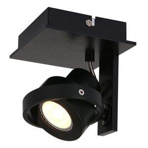 Steinhauer BV Nástenné LED svietidlo Westpoint 1-pl. čierne