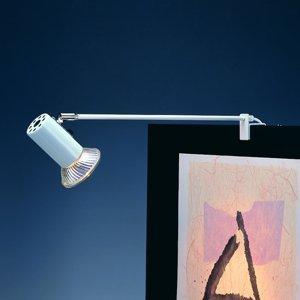 SIS-Light Štandardné upínacie svetlo GRIP, biele