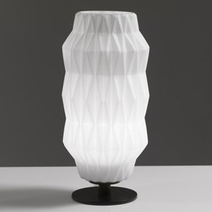 Selene Stolná lampa Origami, biela