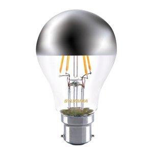 Sylvania B22 4W 827 LED žiarovka so zrkadlovou hlavou