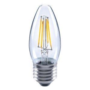 Sylvania E27 4W 827 LED filament sviečková žiarovka číra
