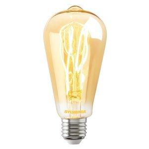 Sylvania LED žiarovka E27 ToLEDo Vintage ST64 dim 5,5W Au