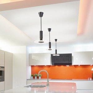 Sylvania LED žiarovka E27 ToLEDo Radiance čier. 11,5W 2700K