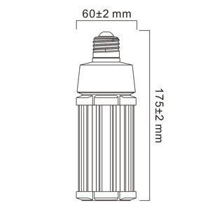Sylvania Sylvania LED žiarovka E27, 27W, 4000K, 3400lm