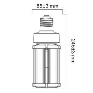 Sylvania Sylvania LED žiarovka E40, 54W, 4000K, 6800lm