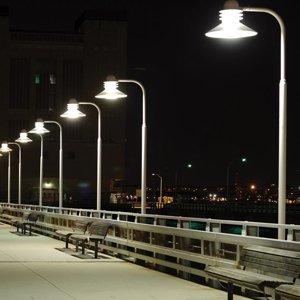 Sylvania Sylvania LED žiarovka E40 snímač PIR 115W 4000K