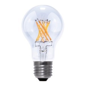 Segula E27 8W 926 LED žiarovka vzhľad uhlíkových číra