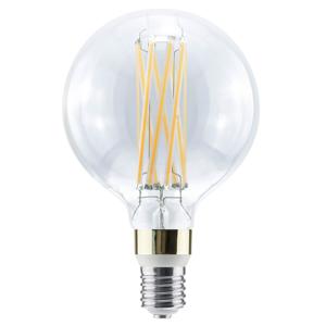 Segula LED-Globe E40 40W, teplá biela, 4000lúmenov