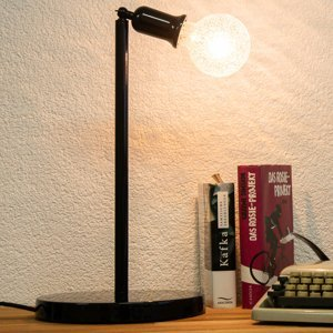 Segula SEGULA LED žiarovka globe E27 3,5W G95 krištáľ