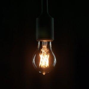 Segula SEGULA LED žiarovka E27 6W 2200K číra stmievateľná
